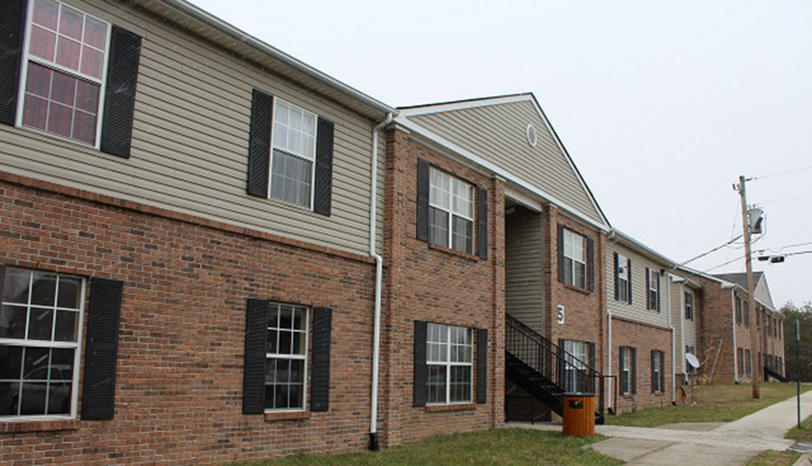 Apartments White Oak Apartments Crossville Housing Authority